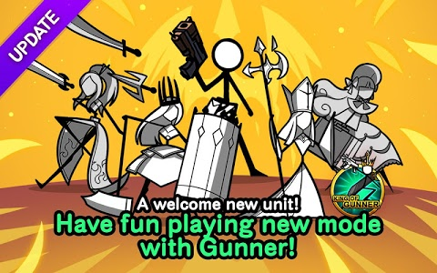 screenshot of Cartoon Wars 3 version 1.8.0