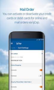 screenshot of İşCep version Varies with device
