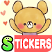 Download Charming bear Stickers Free 1.1.13 APK