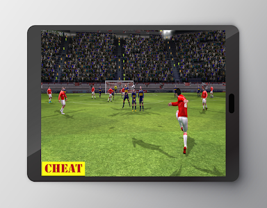 Download Cheat Dream League Soccer 2017 2.2 APK