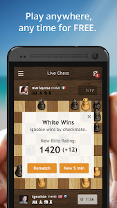 screenshot of Chess - Play & Learn version Varies with device