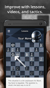 screenshot of Chess · Play & Learn version 3.8.0