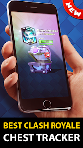 screenshot of Chest Simulator Clash Royale version 3.2.0