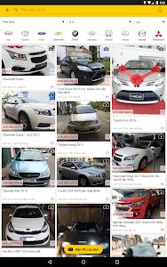 screenshot of Cho Tot - Chuyên mua bán online version 3.5.0.2