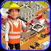 Download City Airport Building Construction – Designing Sim 1.0 APK