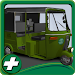 Download City Tuk Tuk Taxi Parking 1.0 APK