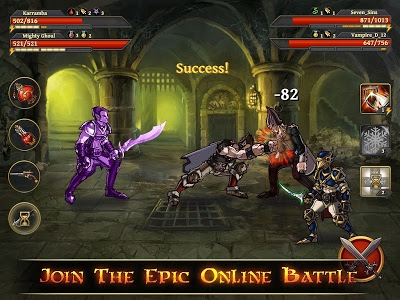 Download Clash of the Damned 1.3.11166 APK