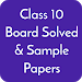 Download Class 10 CBSE Board Solved Papers & Sample Papers 1.4 APK
