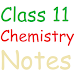 Download Class 11 Chemistry Notes 9.1 APK
