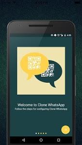 Download Clone WhatsWeb  APK