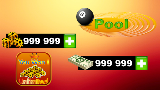 Download Coins For 8 Ball Pool Prank ✔✔ 1.0 APK