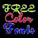 Download Color Fonts for FlipFont #5 3.23.0 APK