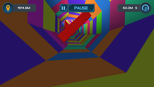 screenshot of Color Tunnel version Varies with device