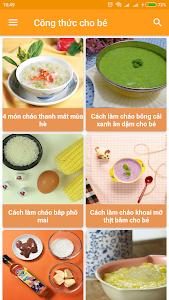 Download Công thức nấu các món chè 365 món ăn ngon mỗi ngày Ẩm Thực APK
