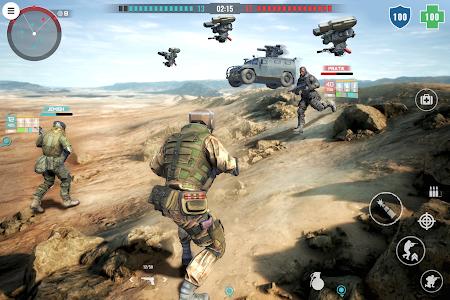 Download Country War : Battleground Survival Shooting Games  APK