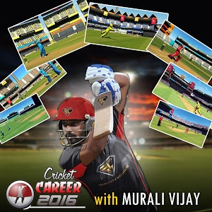 Download Cricket Career 2016 3.2 APK