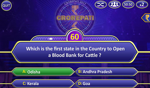 Download Crorepati 2017 KBC Quiz - Who wants to be a Rich? 1.0 APK