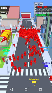 screenshot of Crowd City - The real experience crowd guia new version 1.0