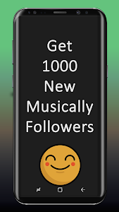 screenshot of Crown for Musically Followers version 1.0