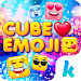 Download Cube Emoji for Kika Keyboard 1.0 APK