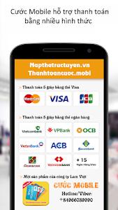 Download Cước Mobile - Bán mã thẻ 1.1 APK