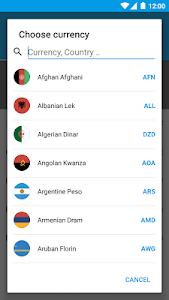 Download Currency Converter free 1.5.11 APK