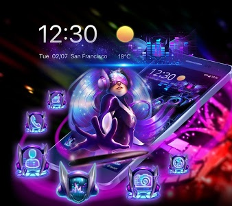 Download DJ Music Launcher 5.34.10 APK