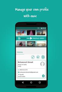 screenshot of Dalily - Caller ID version 7.1.2