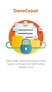 screenshot of Dana Cepat - Pinjaman Uang Cepat version 2.0.4