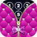 Download Diamond Zipper Lock Screen 4.3 APK
