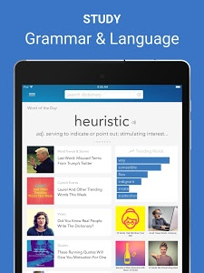 Download Dictionary.com: Find Definitions for English Words 7.5.13 APK