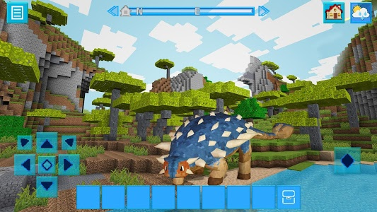 Download DinoCraft Survive & Craft Pocket Edition 3.2.1 APK