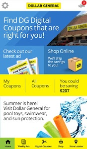Download Dollar General - Digital Coupons, Ads And More  APK