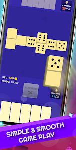 screenshot of Dominoes Offline version 1.6.10
