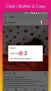 screenshot of Download & Repost for Instagram - Image Downloader version 2.1.0