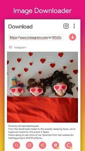 screenshot of Download & Repost for Instagram - Image Downloader version 2.3.6