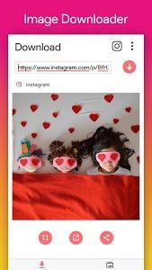 screenshot of Download & Repost for Instagram - Image Downloader version 1.5.4