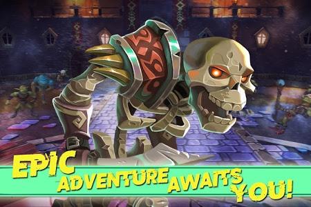 screenshot of Dungeon Legends - Top Action MMO RPG Online Games version 2.410