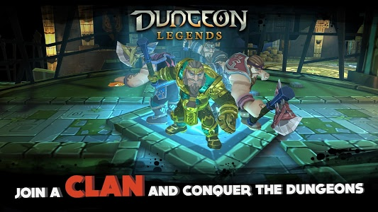 screenshot of Dungeon Legends version 1.75