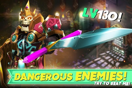 screenshot of Dungeon Legends - PvP Action MMO RPG Co-op Games version 3.0