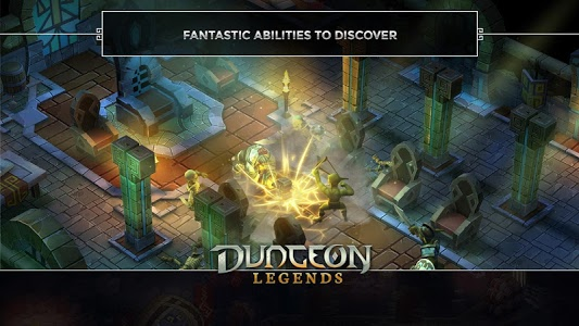 screenshot of Dungeon Legends version 0.86