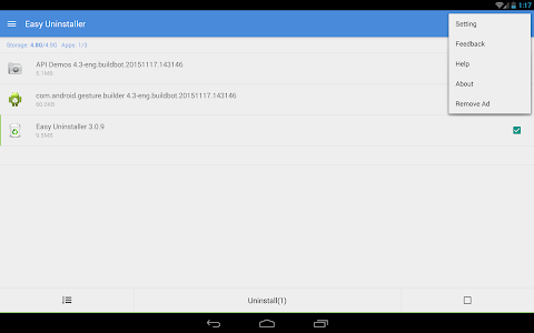 Download Easy Uninstaller App Uninstall 3.3.4 APK