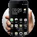 Download Electric Black-launcher Theme 6.0.2 APK