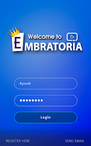 screenshot of Embratoria G7 version 7.2.0