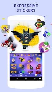 screenshot of Kika Emoji Keyboard+Emoticons version Varies with device