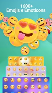 Download Emoji keyboard - Cute Emoticons, GIF, Stickers 3.4.577 APK