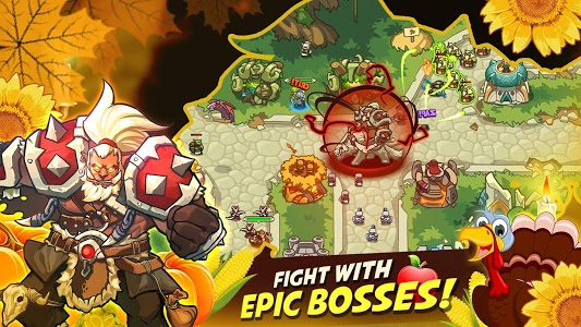 screenshot of Empire Warriors TD: Epic Tactical RTS - TD Games version 0.6.9