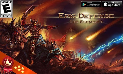 Download Epic Defense – the Elements 1.0.7 APK