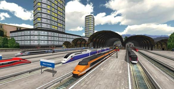 Download Euro Train Simulator 3.2.6 APK