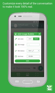 Download Fake Chat Creator for Whatsapp 1.0.3 APK